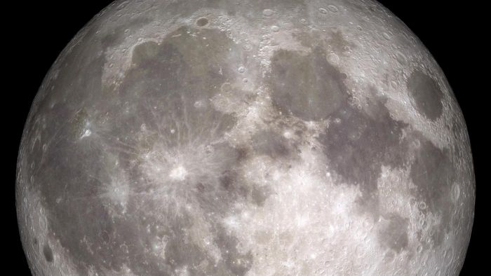 How Much Does the Moon Weigh?