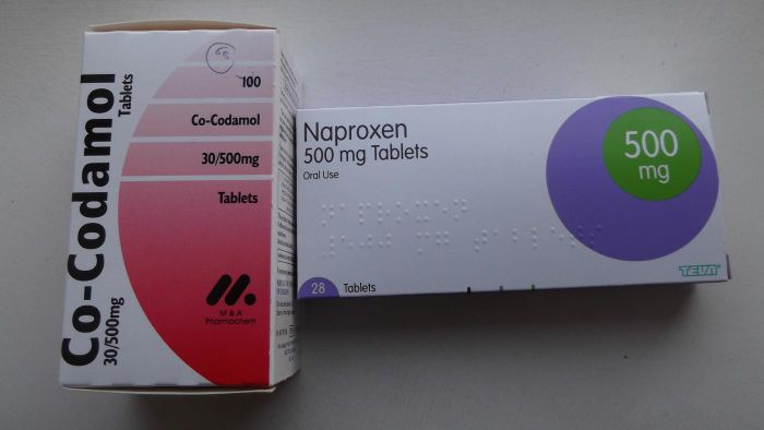 How Much Naproxen Is Safe to Take?