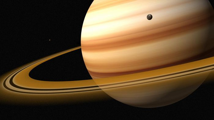 How Much Would a 100-Pound Person Weigh on Saturn?