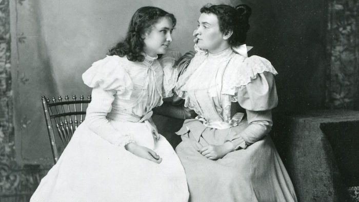 What Was the Name of Helen Keller's Teacher?