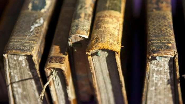 What Is the Name of the Oldest Book in the World?