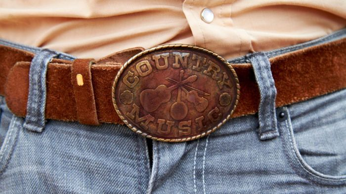 What Are the Names of Belt Buckle Parts?