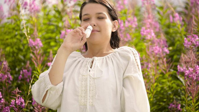 Does Nasal Spray Help Prevent Allergy Symptoms?