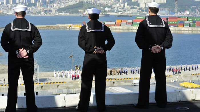 What Is the Navy Dress Blue Uniform?
