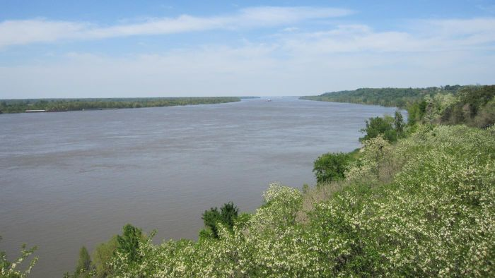 What Is the Nickname of the Mississippi River?