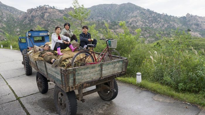 What are North Korea's natural resources?