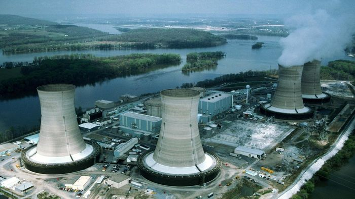 When Was Nuclear Power Invented?