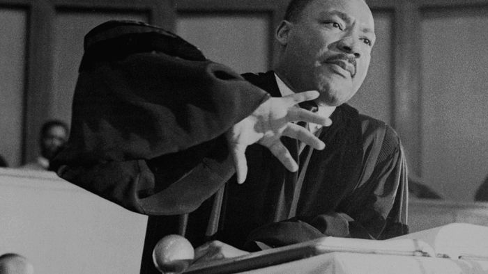 How Can Martin Luther King Jr. Be Described?
