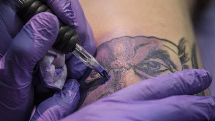 What is the number for Industrial Tattoo and Piercing in Berkley, Calif.?