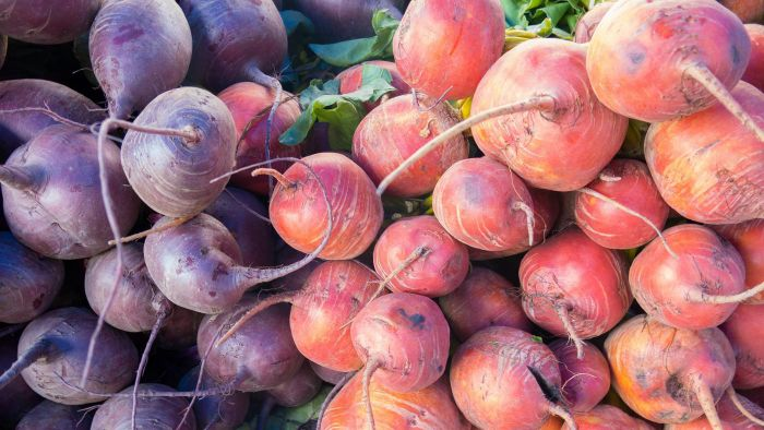 What nutritional value do beets have?