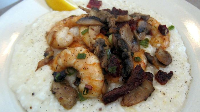 What is the nutritional value of grits?