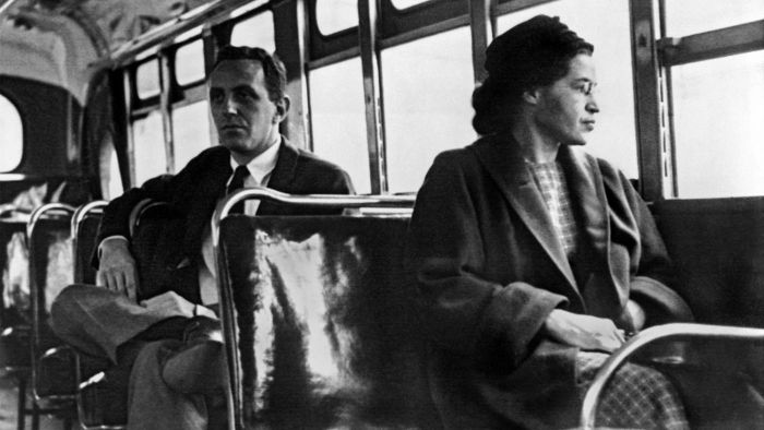 How Old Was Rosa Parks When She Was Arrested?