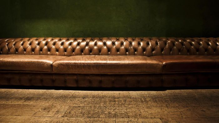 How Does One Dye Leather Furniture?