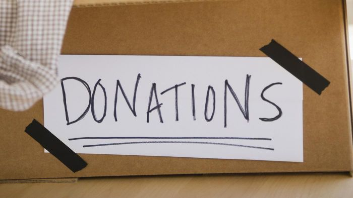 Are there online donation forms?