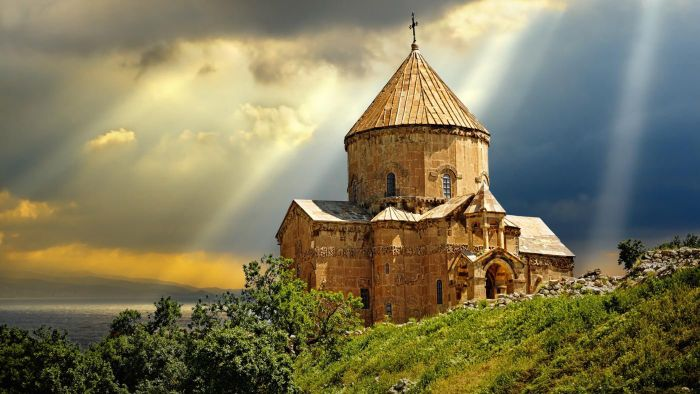 When Was the Orthodox Church First Established As Separate From the Catholic Church?