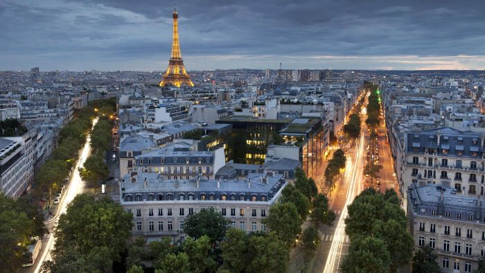 """Why is Paris called the """"City of Light""""?"""
