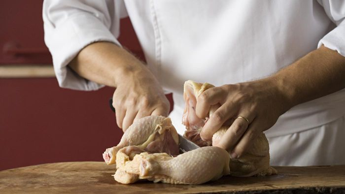 What Part of the Chicken Is White Meat?