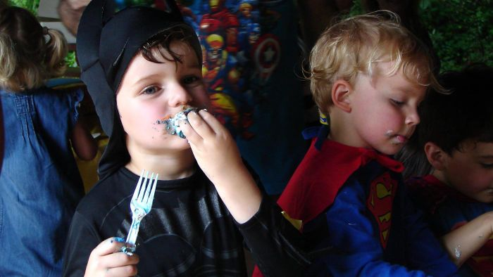 What Are Some Party Ideas for a Superhero Birthday?