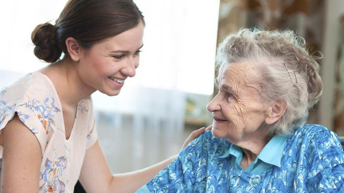 Is There Help to Pay for in-Home Care for the Elderly?