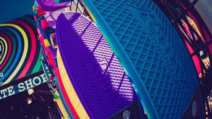 What is a penny board?