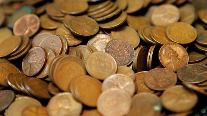 What Makes a Penny Change Color?
