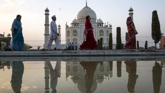Why Do People Visit the Taj Mahal?