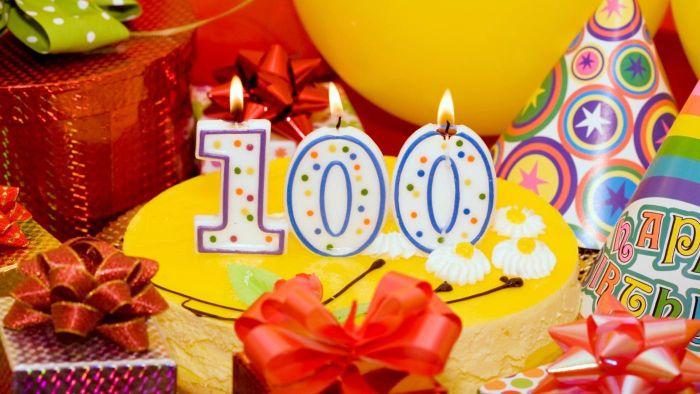 What Is a Person Called When They Turn 100 Years Old?