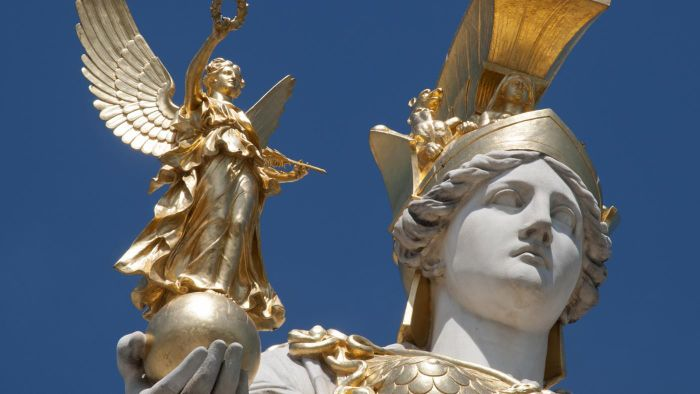 What is the personality of Athena?