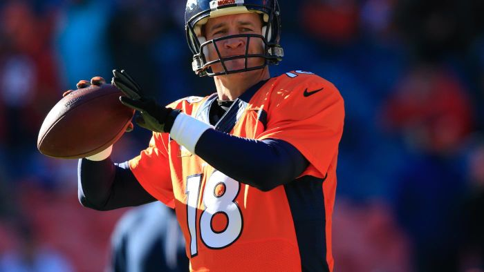 Who is Peyton Manning married to?