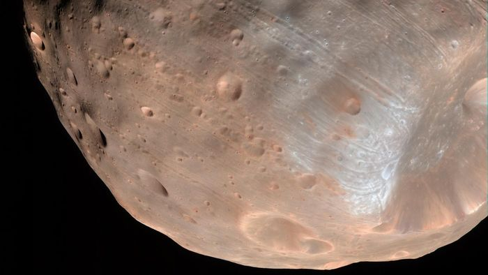 What Is the Phobos Monolith?