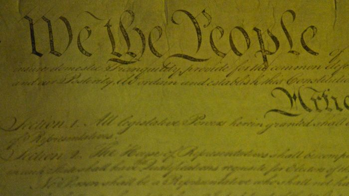 "What Does the Phrase ""do Ordain and Establish This Constitution"" Mean?"