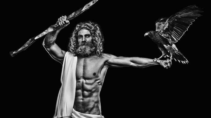 What Is the Physical Description of Zeus?