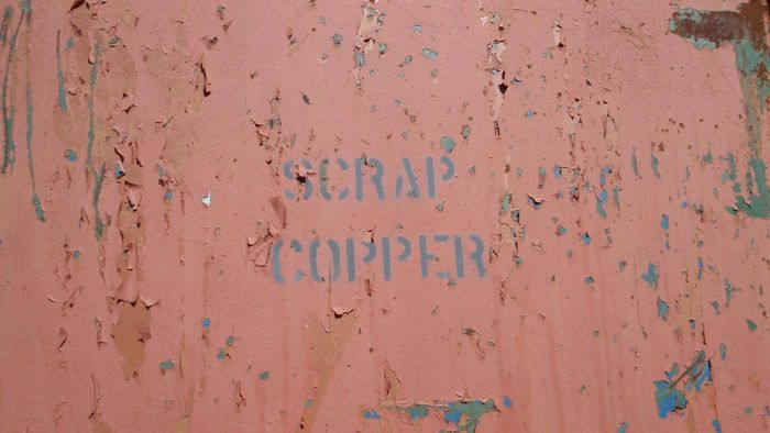 Where Are the Best Places to Take Scrap Copper?
