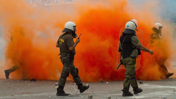 What Is Political Unrest?