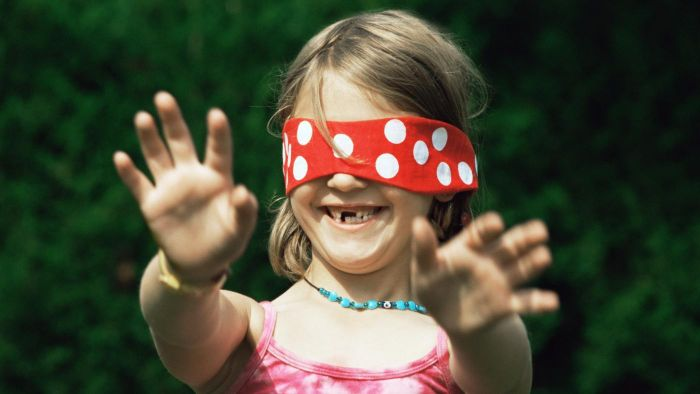 What Are Some Popular Blindfold Games?