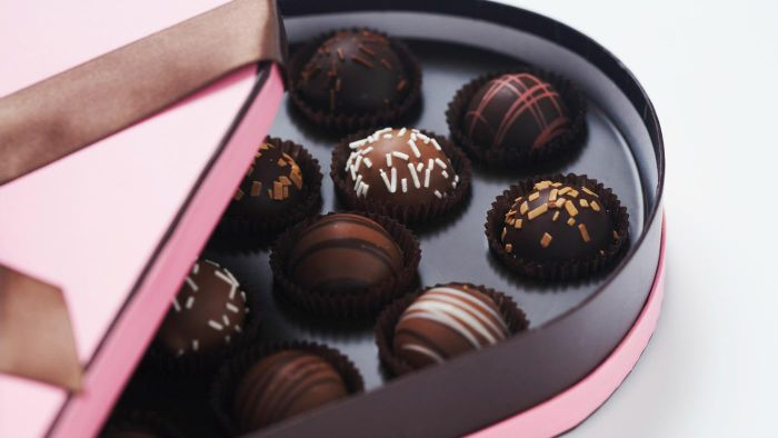 What is the most popular Valentine's Day candy?