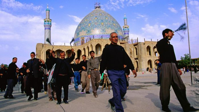 What Is the Population in Iran?