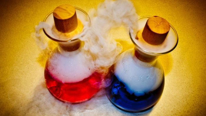 What Is a Potion Flask?