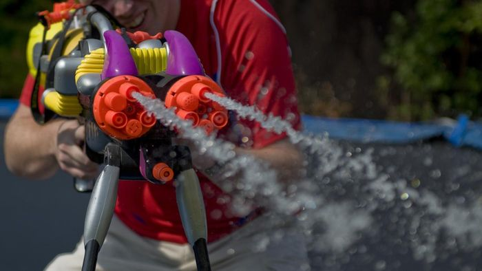 What Is the Most Powerful Water Gun?