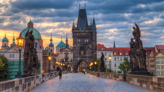 Where Is Prague Located?