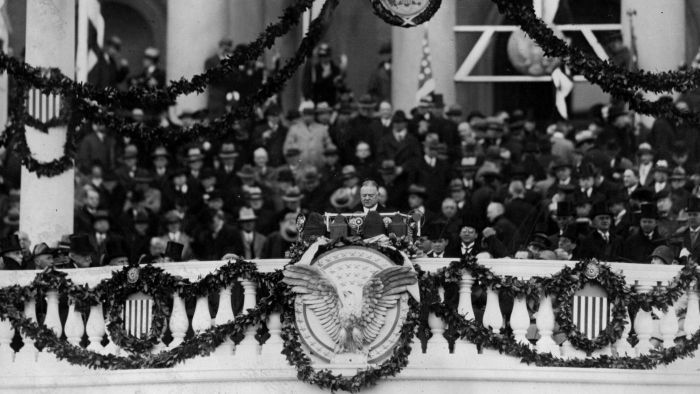 Who was the president in 1930?
