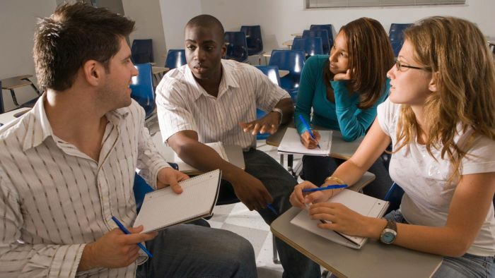 What pressures do students face in college?