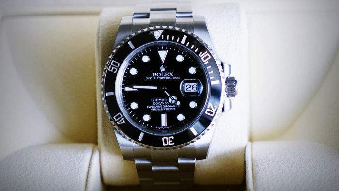 What Is the Price Range for Rolex Watches?