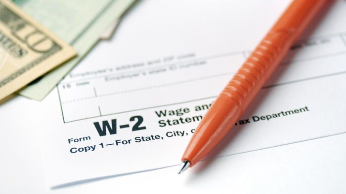 How Do You Print a W-2 Form Online?