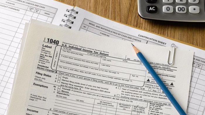 Are There Printable Income Tax Forms Online?