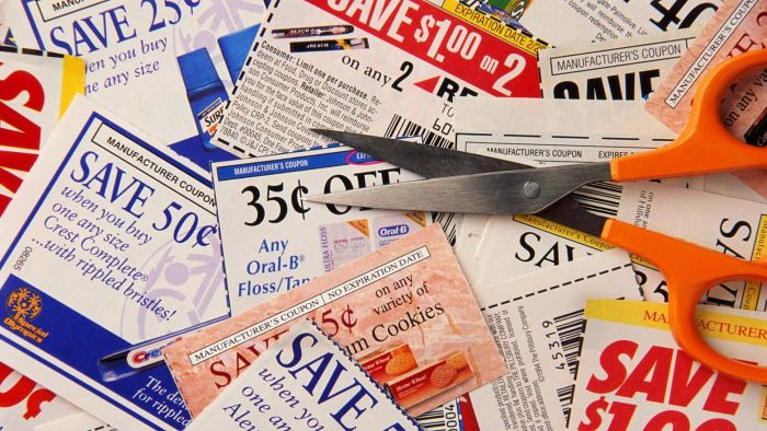 How do you get free printable manufacturer's grocery coupons?