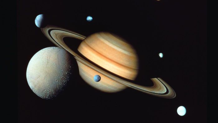 What Probes Have Been Sent to Saturn?