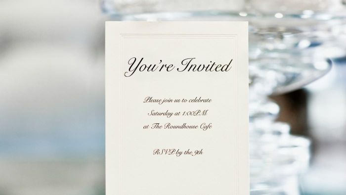 What Is the Proper Way to Accept an Invitation?