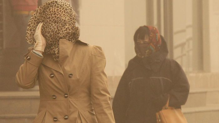 How Do You Protect Yourself in a Sandstorm?