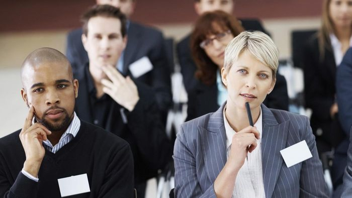 What is the purpose of a staff meeting?